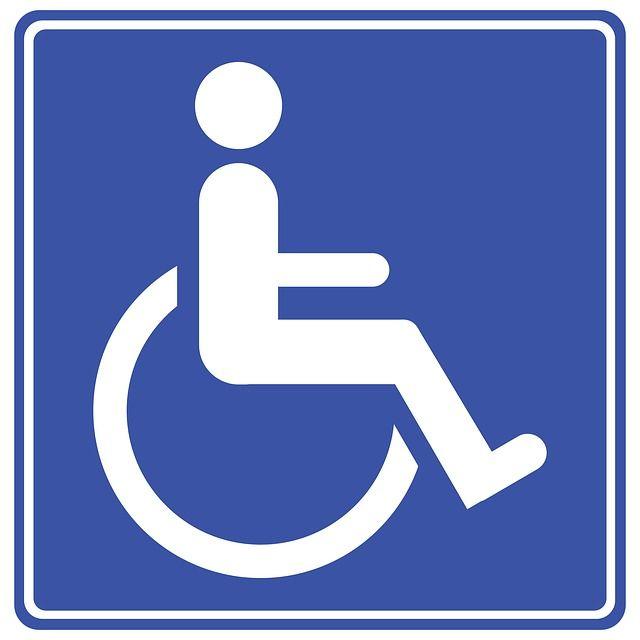 für Rollstuhlfahrer zugänglich