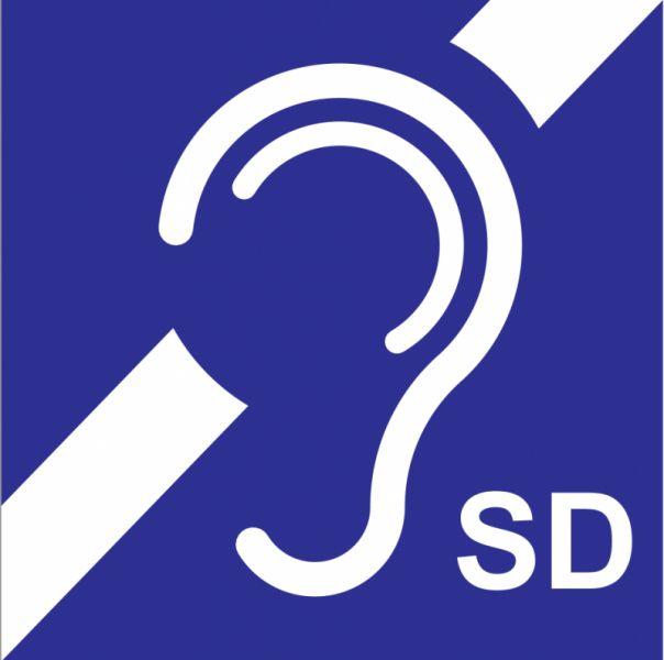 für Menschen mit Hörminderung geeignet